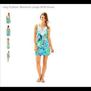 Lilly Pulitzer Largo Shift Dress Size 0